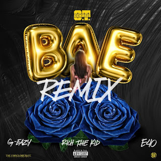O.T. Genasis Feat. G-Eazy, Rich The Kid and E-40 On 'Bea Remix'