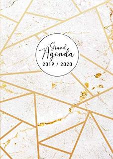Calendario Mr Wonderful 2020.The Best Grand Agenda 2019 2020 Agenda Vertical Semaine Aoa T 2019 A Da C Cembre 2020 17 Mois