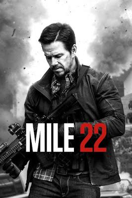 Mile 22 [2018] [NTSC/DVDR] Ingles, Español Latino