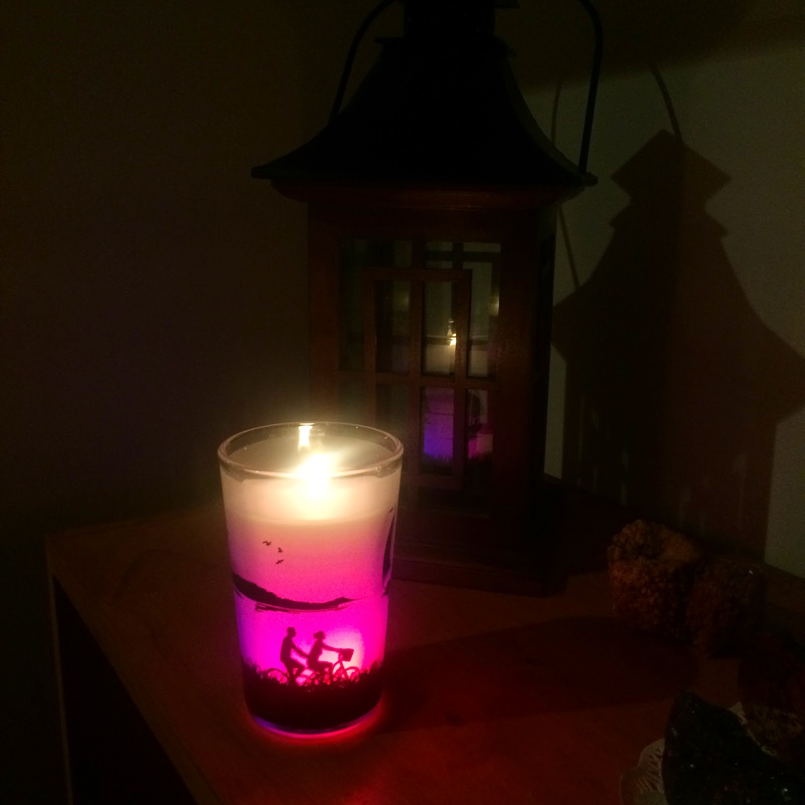 Air Wick Silhouettes scented candle