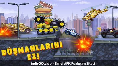 Car Eats Car 3 hile apk