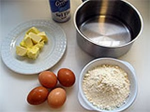 مقادير وطريقة تحضير الباتشو ( Les Pâtes à Choux )