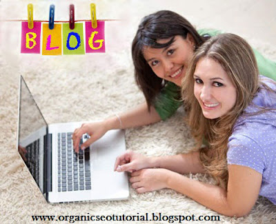 organic seo tutorial blog create