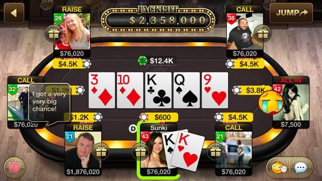Texas Holdem Poker offline PC