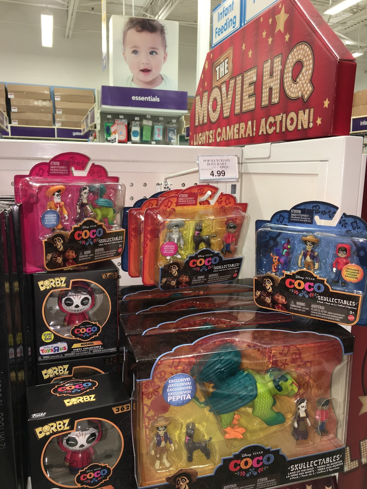 pixar coco skullectables
