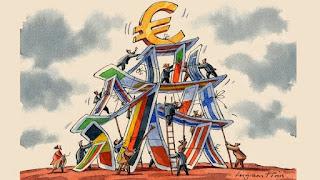 Ο χάρτινος πύργος του ευρώ