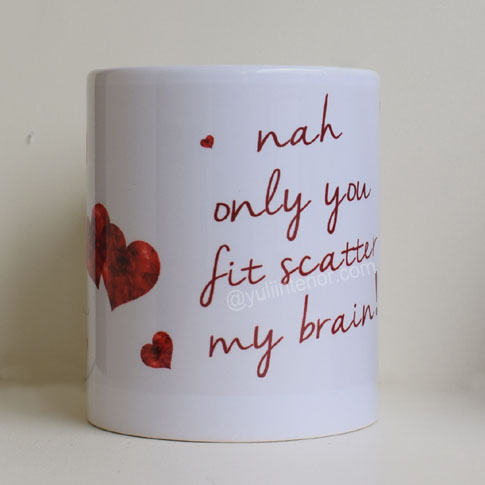 Buy Valentine's Day Gifts  Pidgin Mug in Port Harcourt, Nigeria