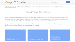 Computer Science Education from Google