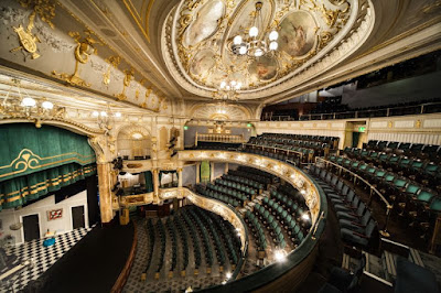 Interior of Buxton Opera House (photo VisitBuxton.co.uk)