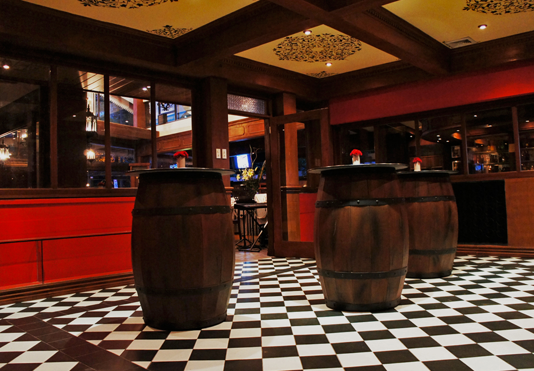 Tapas Restaurant Bar And Dali