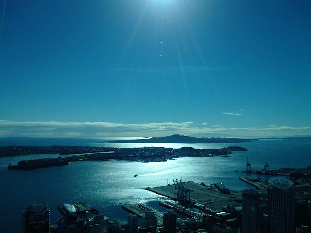 Auckland Isla Norte Nueva Zelanda