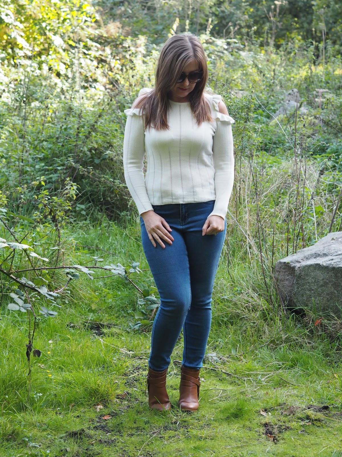 Autumn fashion Burberry scarf knitwear Priceless Life of Mine
