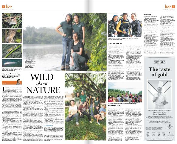 wildlife articles