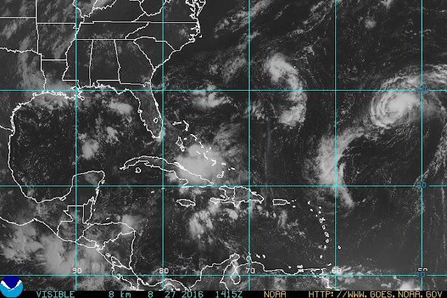 Lluvias fuertes lunes y martes por paso de onda tropical 26