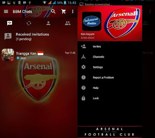 Download BBM Mod Arsenal