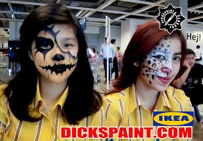 Face Painting Kids Tangerang