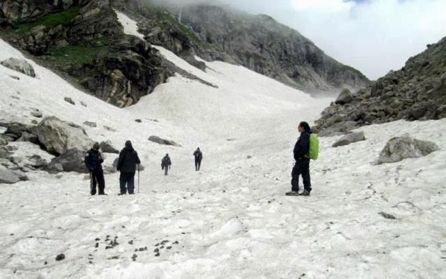 hampta trek