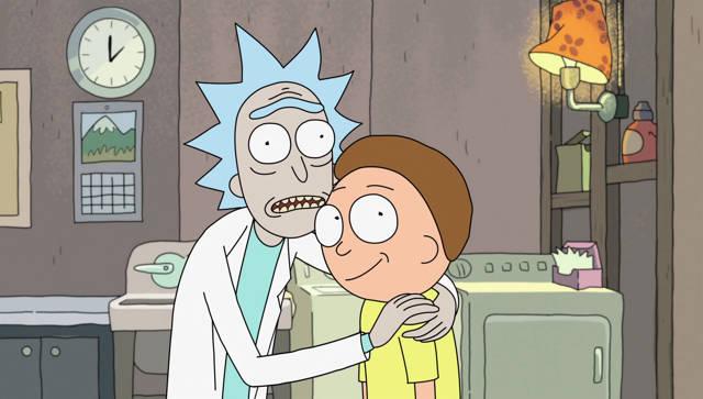Rick y Morty Temp. 1 Completa [Latino] [HD] [1080p] [MEGA]