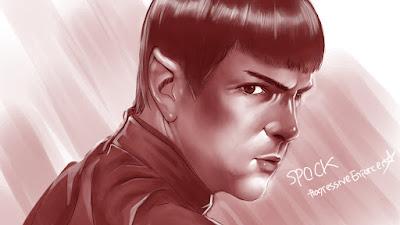 Mr.Spock/Star Trek. https://todaslassombras.blogspot.mx/2016/09/el-enterprise-pierde-fuelle-star-trek.html
