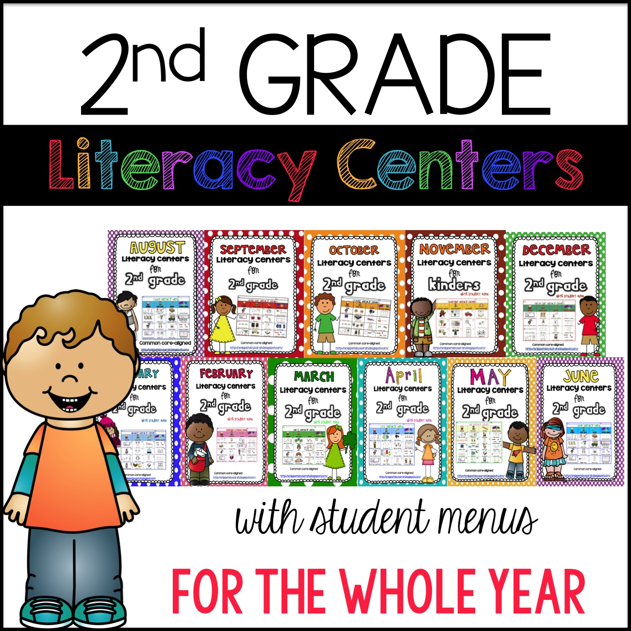 Sarah S First Grade Snippets September Literacy Centers