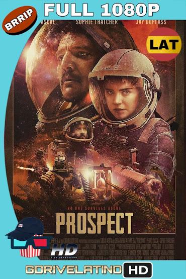 Prospect (2018) BRRip 1080p Latino-Ingles MKV