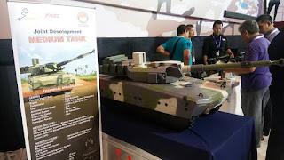 Medium Tank Buatan Pindad - FNSS