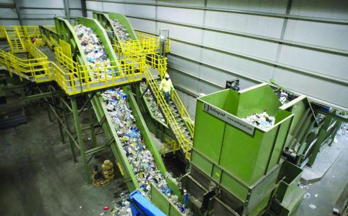 ما هي الدول الرائدة عالميًّا في إعادة تدوير النفايات؟