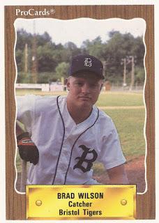 Brad Wilson, Home Runs – 3172