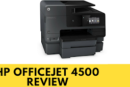 HP Officejet 4500 Driver & Software Download and Update