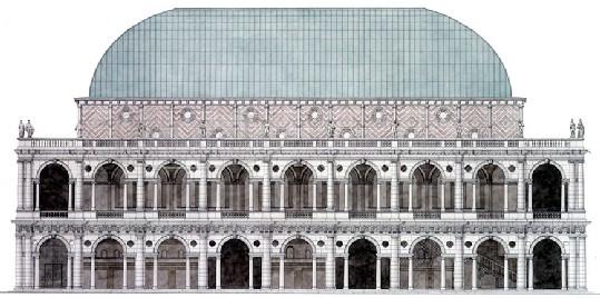 andrea palladio classicismo