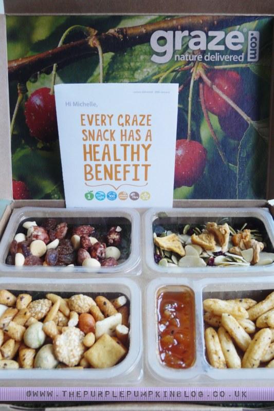 graze box - nature delivered