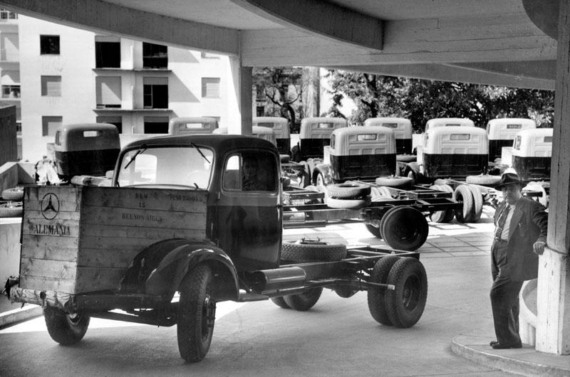 Camión Argentino: febrero 2012