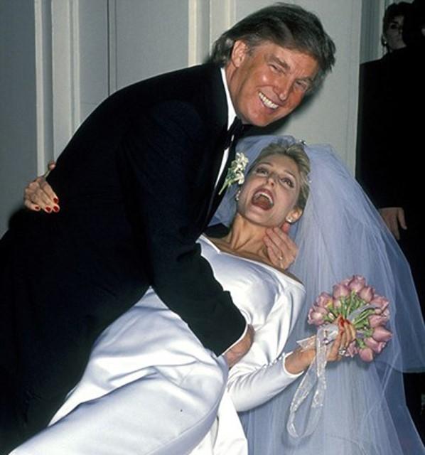 فضيحة جديدة للمرشح الامريكي ترامب - حارسه الشخصي يمارس الجنس مع زوجته