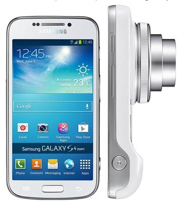 Kelebihan dan Kekurangan Samsung Galaxy S4 Zoom C101 Terbaru