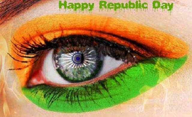 Republic Day top  Whatsapp Status DP Images Facebook Hike Sticker Timeline