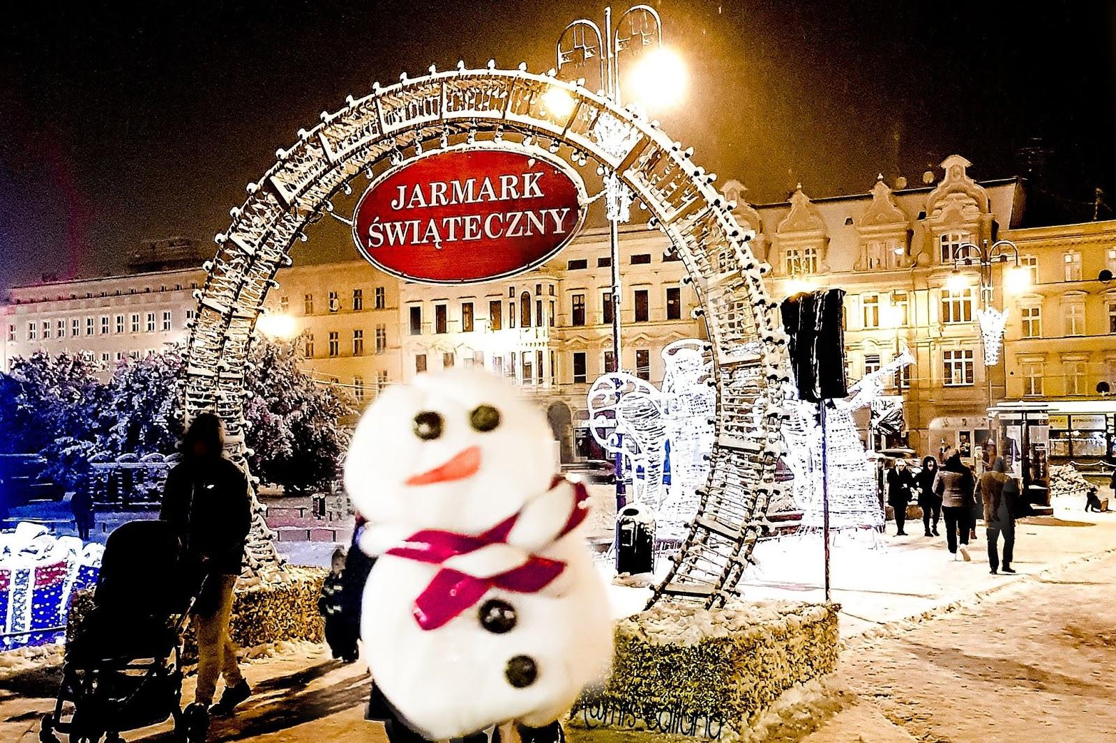 Jarmark Świąteczny w Bydgoszczy