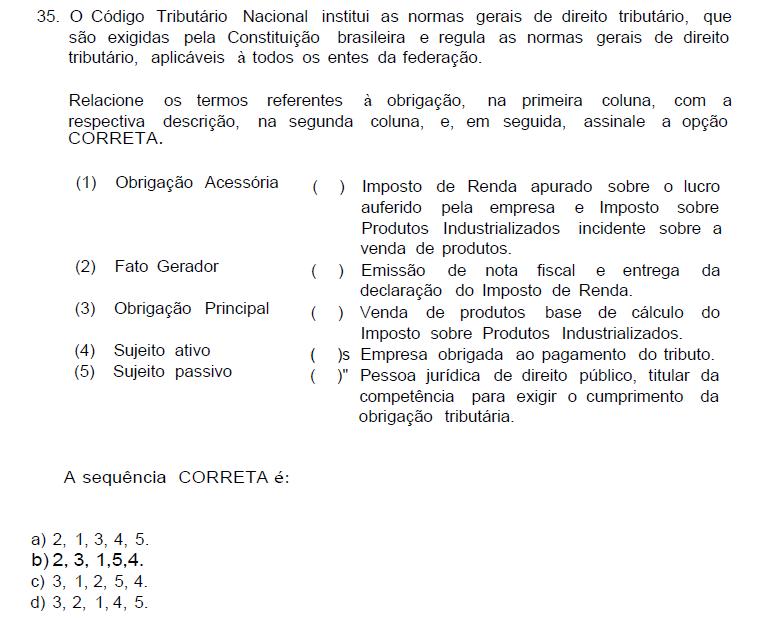 701636aba Comentário Questão 35 - Exame CRC 2013.1 - NOÇÕES DE DIREITO PÚBLICO E  PRIVADO