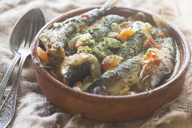 Sardinas con cebolla y tomate. Las mejores recetas de mi madre de Joan Roca
