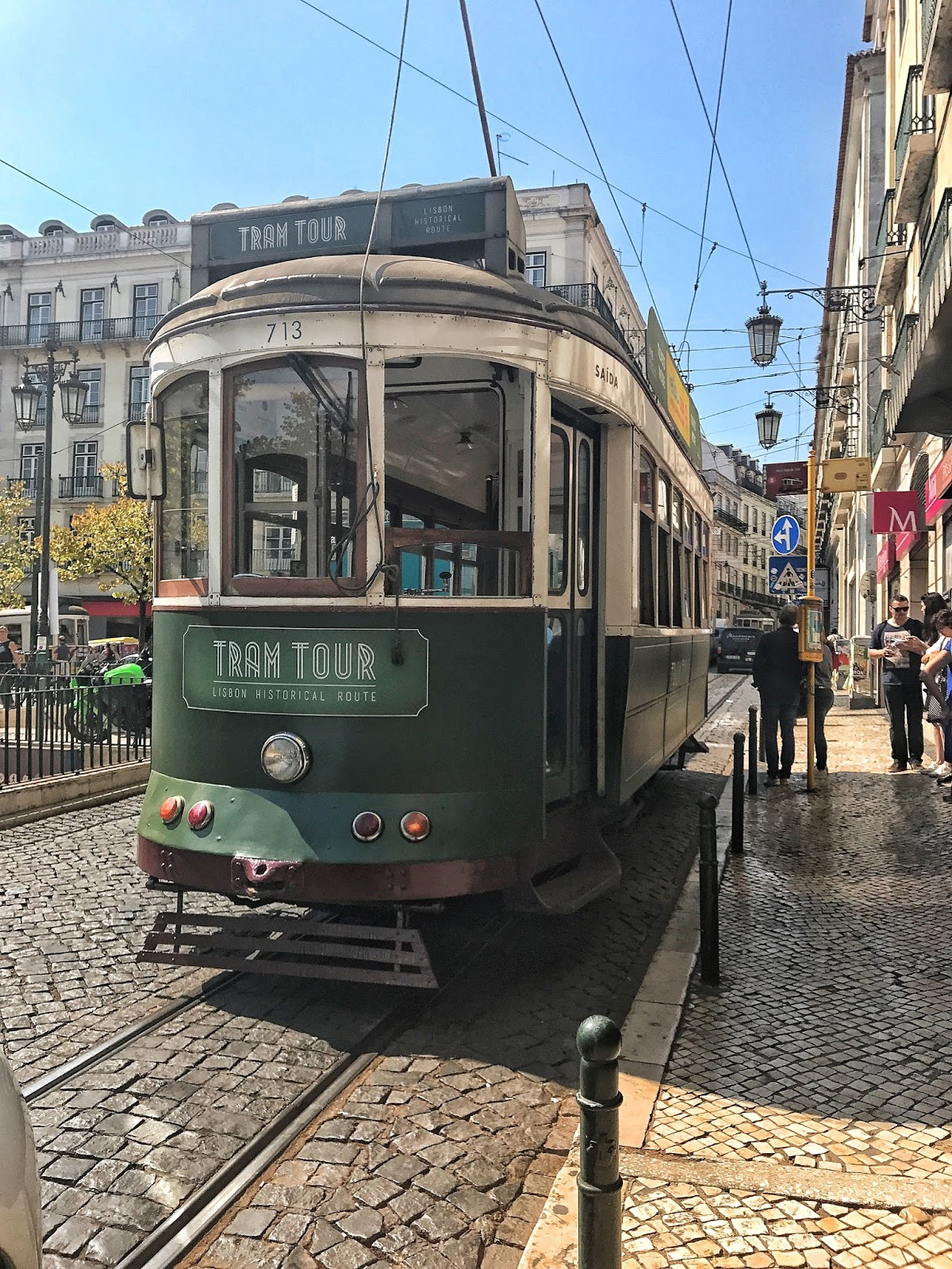 Tram Tours in Lisbon Portugal