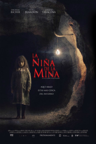 La niña de la mina [2016] [DVDR] [NTSC] [Latino]