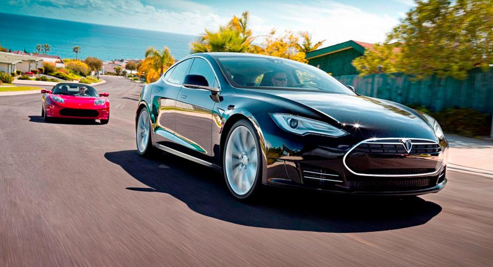 Tesla Motors Updates Website To Tesla.com, Company Name Change Possible