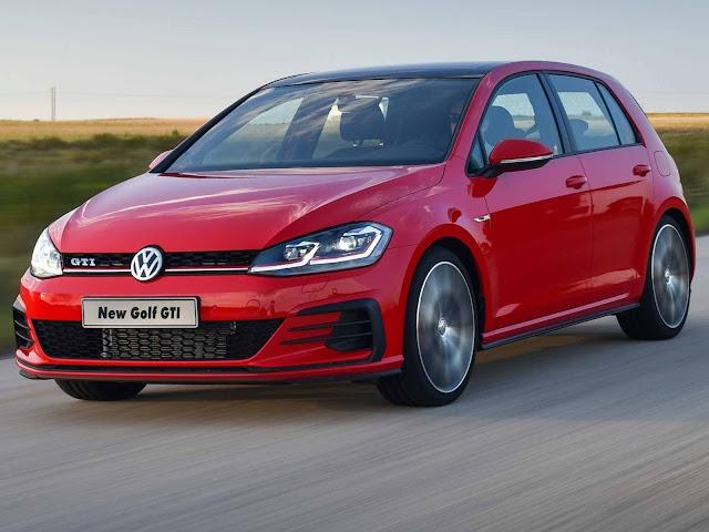 Novo VW Golf 2018 GTI