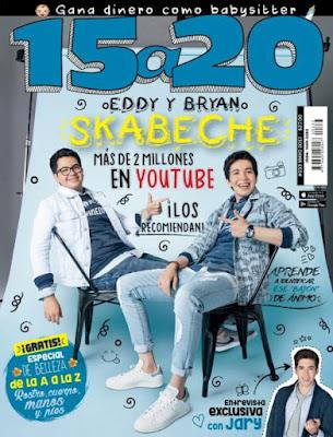 Revista 15 a 20 México - Mayo 2017