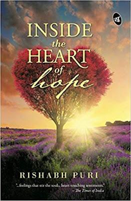 Inside the Heart of Hope | First Novel of Rishabh Puri
