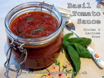 Basil & Tomato Sauce