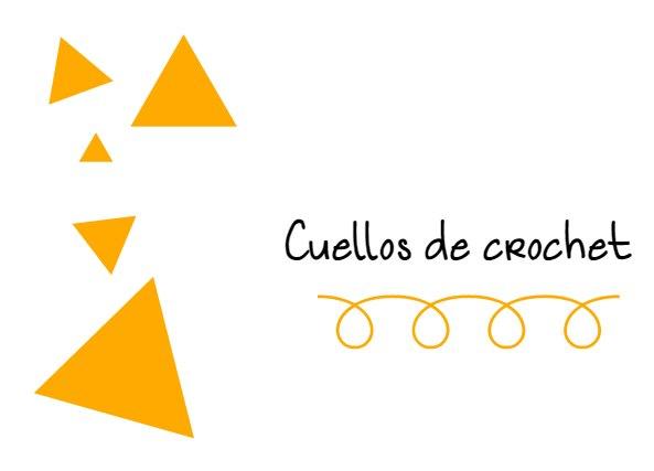 Patron Crochet Bufanda-Cuello