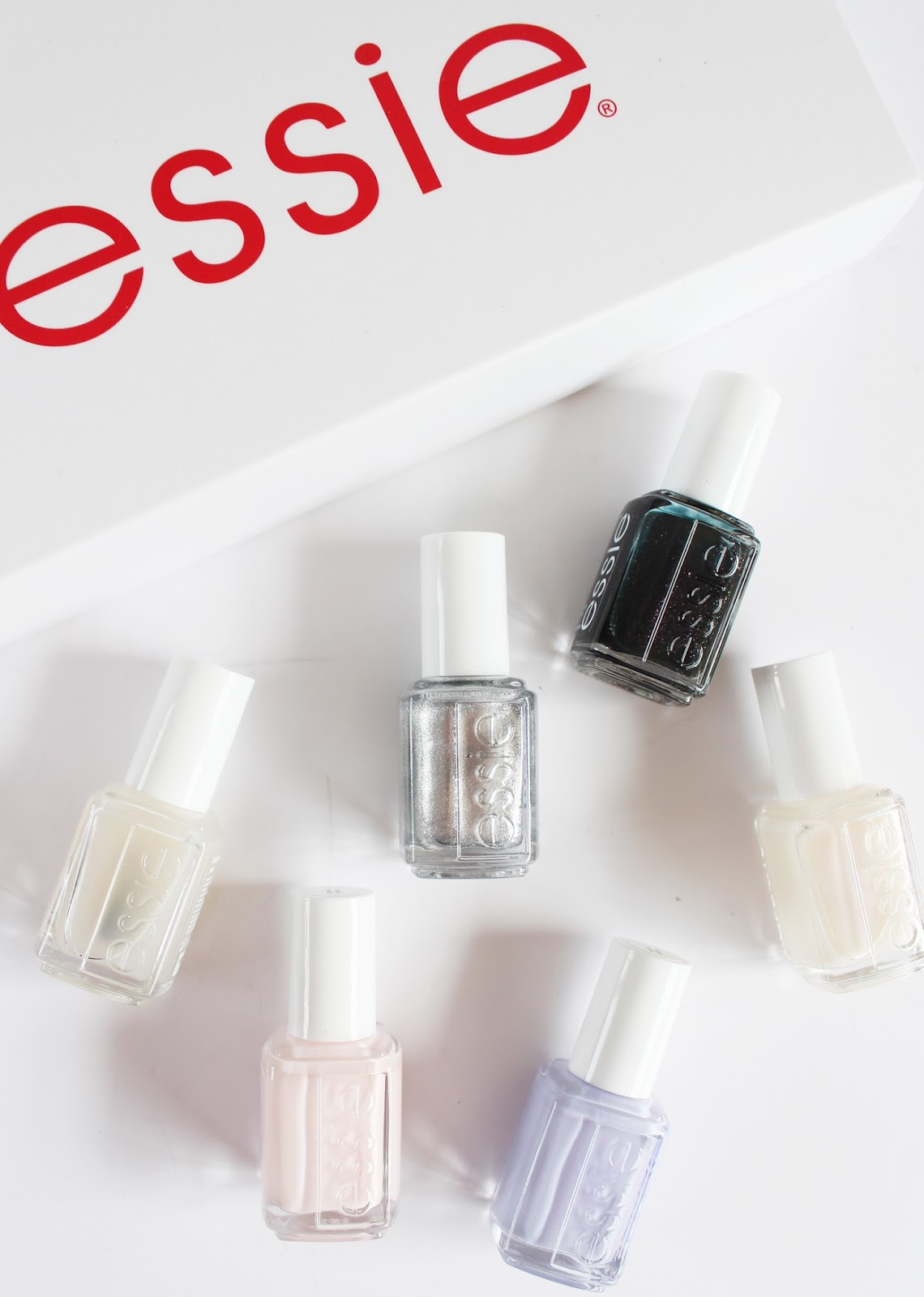 ESSIE | Winter Nail Polish Collection - Review + Swatches ...