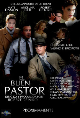 The Good Shepherd 2006 DVD R1 NTSC Latino
