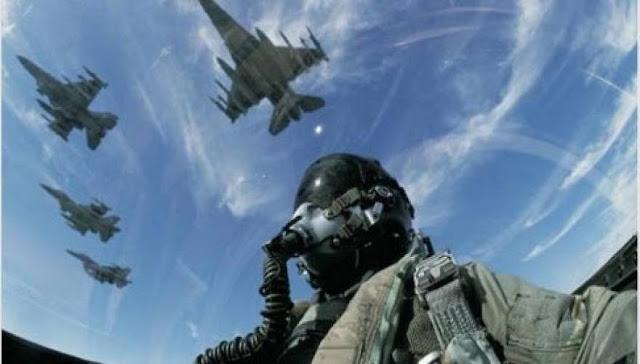 Ένα εντυπωσιακό βίντεο - ντοκουμέντο από τις αερομαχίες ελληνικών με τουρκικά F-16
