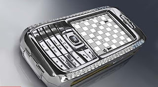 Smartphone Diamond Crypto ($ 1,3 juta)